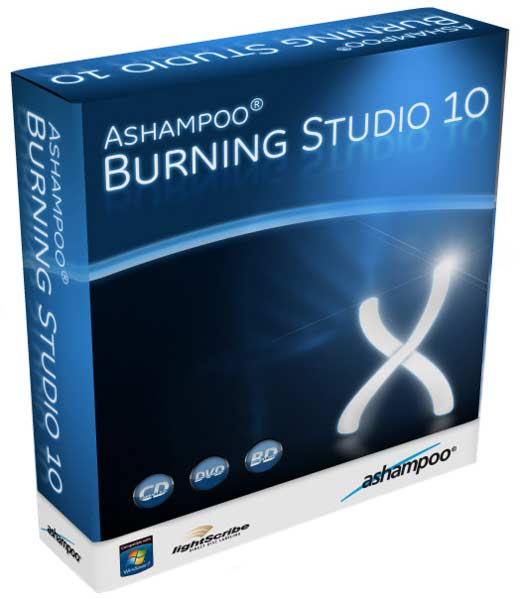 Ashampoo Burning Studio 10.0.7 (Multilenguaje)