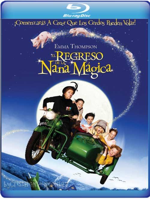 El Regreso de la Nana Mágica (Español Latino) (BRrip) (2010)
