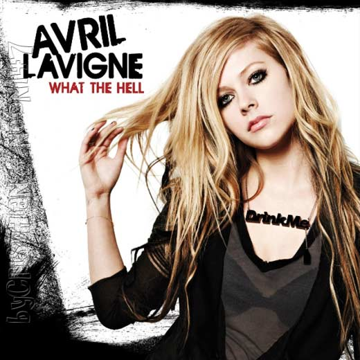 Avril Lavigne - What The Hell [Official Single Cover], 4.2 out of 5 based on