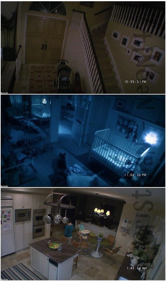 Paranormal Activity 2 (Actividad Paranormal 2) (Español Latino, Inglés) (BRrip 720p) (AC3 5.1) (2010)