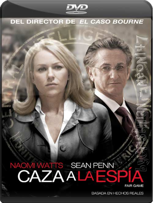 Caza a la espía (Castellano) (Blu-Ray Screener) (2010)