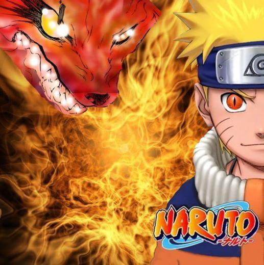 Naruto el zorro de 9 colas