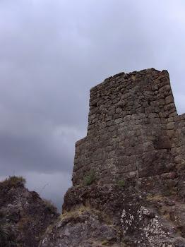 une des tours de Pisac qui gardent la vallée