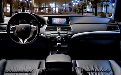 2010 Honda Accord Coupe Interior