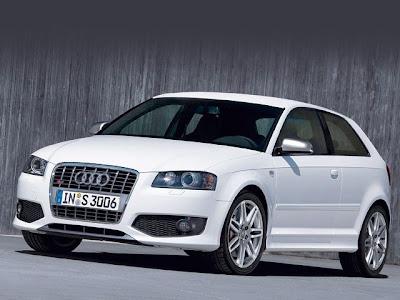 2007 Audi S3. Audi S3 Quattro