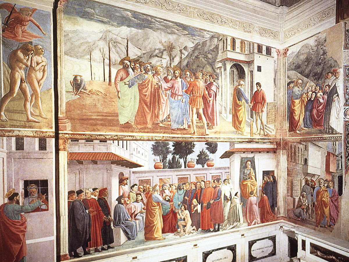 Restoration of the Sistine Chapel frescoes - Wikipedia