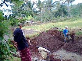 Pembangunan Kolam 2010