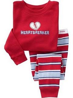 Gap Pyjamas (Heartbreaker)