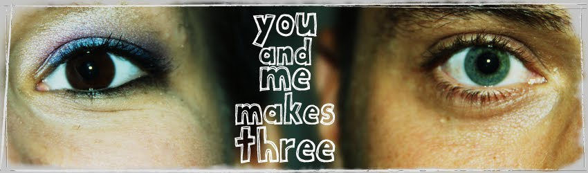 You and Me Makes Three