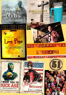 Horrorphilia Podcast #51 w/ Chris Power and Anthony Alviano of Long Pigs
