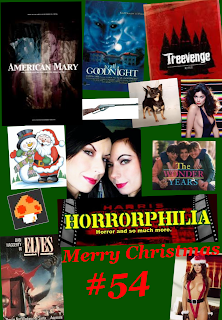 Horrorphilia Podcast #54 Christmas with the Soskas!