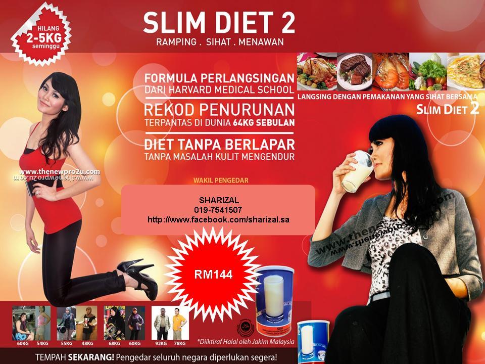 SharizalSa: SLIM DIET 2 (SD2)