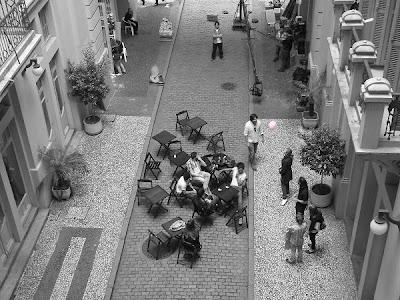 Travessa dos Cataventos da Casa de Cultura Mário Quintana