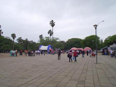 Parque Farroupilha, Redenção, Porto Alegre, Rio Grande do Sul, Brasil