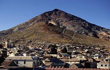 La minería hunde el Potosí