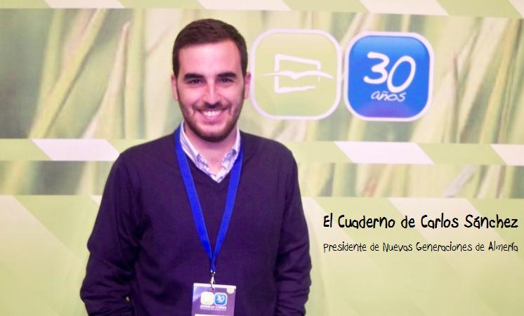 El Cuaderno de Carlos Sánchez