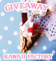 Giveaway Kawaii Factory