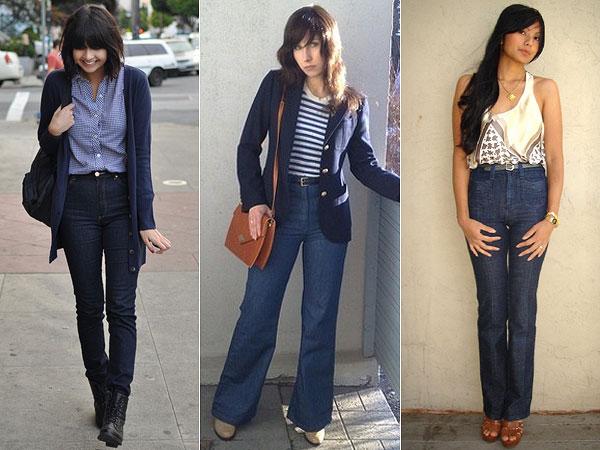 jeans no trabalho