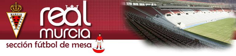 Real Murcia C.F. Seccion Futbol de Mesa