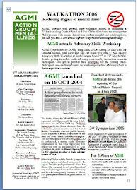 AGMI's 1st newsletter