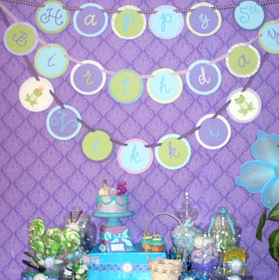 princess and the frog party cupcake wishes blog kid's party ideas