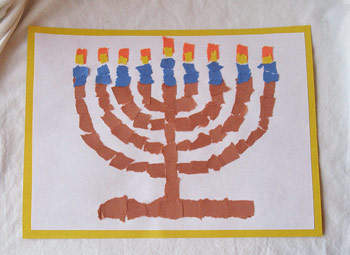 Random handprints a nyc mom blog live from new jersey for Hanukkah crafts for kindergarten
