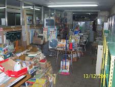 Diciembre 2007 : Mudanza en acción