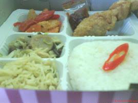 DKU Lunch Box @Rp 15.000 - NASI KOTAK 2014