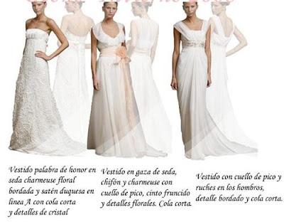 Vestidos de novias