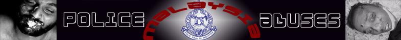 Malaysia Police Abuse