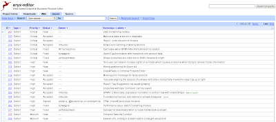 Google code project issue tracker