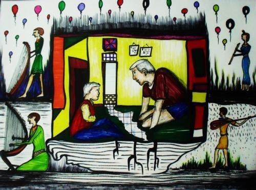LOS HUMO  (hace referencia a mi hogar)