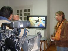 صورافتتاح معرض انعكاس -  القاهرة 2009