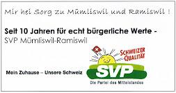 Mitgliedschaft SVP Mümliswil-Ramiswil
