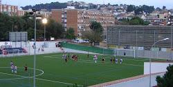 Rodri marca el 1-0 de penalti al Artés