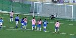 Rodri marca el 2-1 al Olván