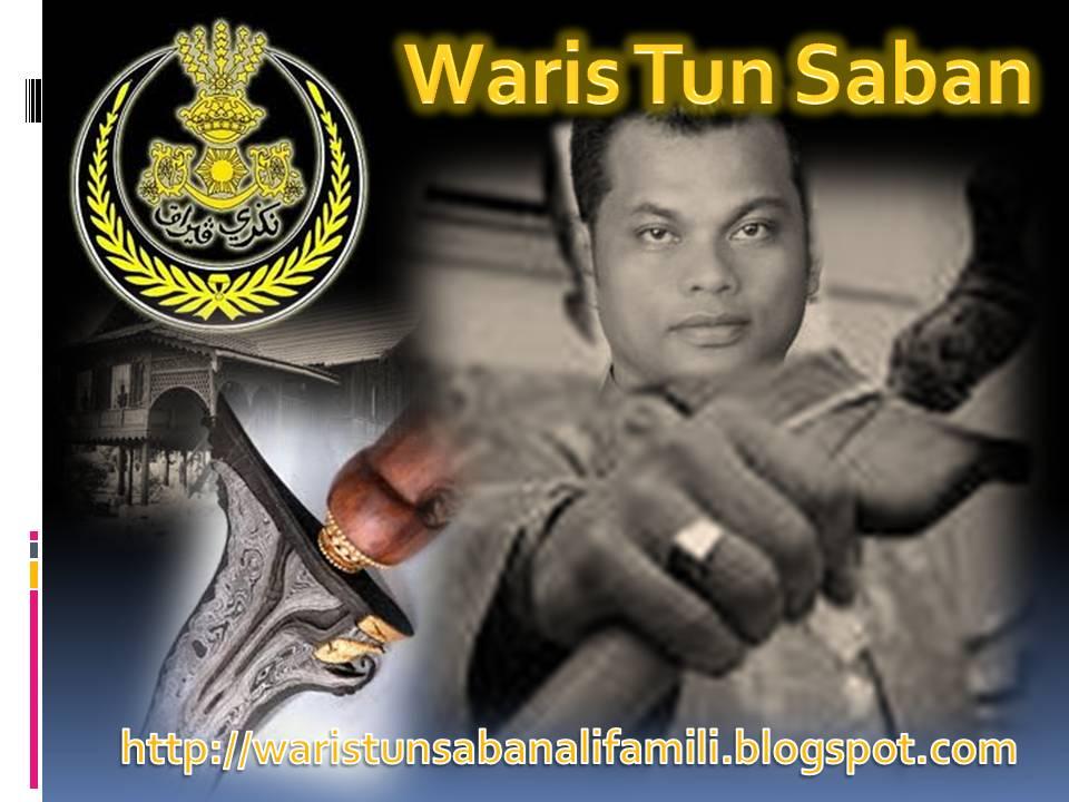 Waris Tun Saban