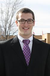 Elder Blake Halvorsen