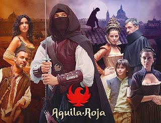 El Aguilucho colorao de Televisión Española