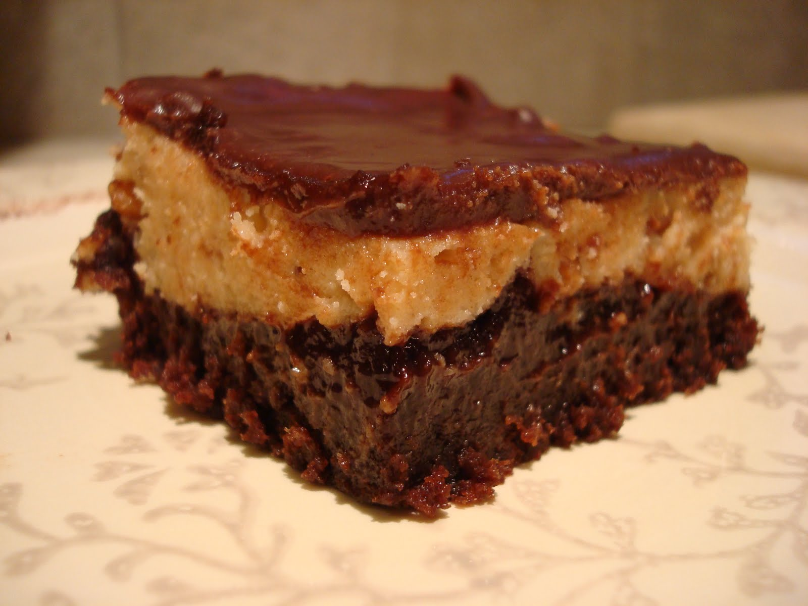 Family Favorite Recipes: Peanut Butter Cheesecake Brownies