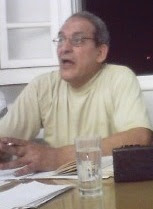 مناقشة باتحاد كتاب مصر 2008