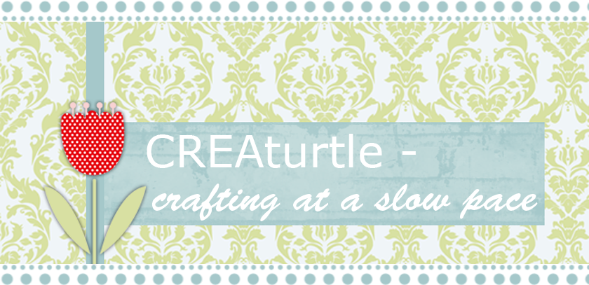 CREAturtle - Crafting at a slow pace