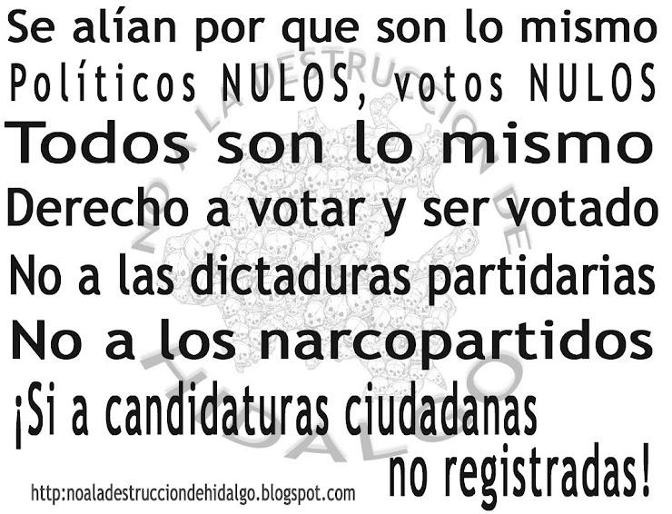 Voto Nulo/