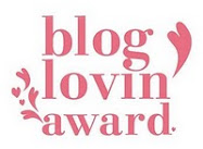 Blog Lovin Award