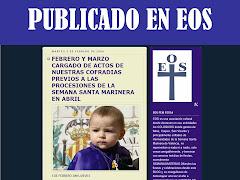 ACTOS SEMANASANTEROS DE FEBRERO Y MARZO 2009