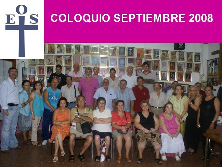 COLOQUIO 11 DE SEPTIEMBRE 2008