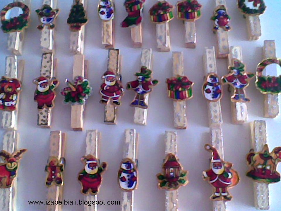 decoracao cozinha natal : decoracao cozinha natal:Natal quase chegando, vamos guardar os prendedores antigos, e colocar