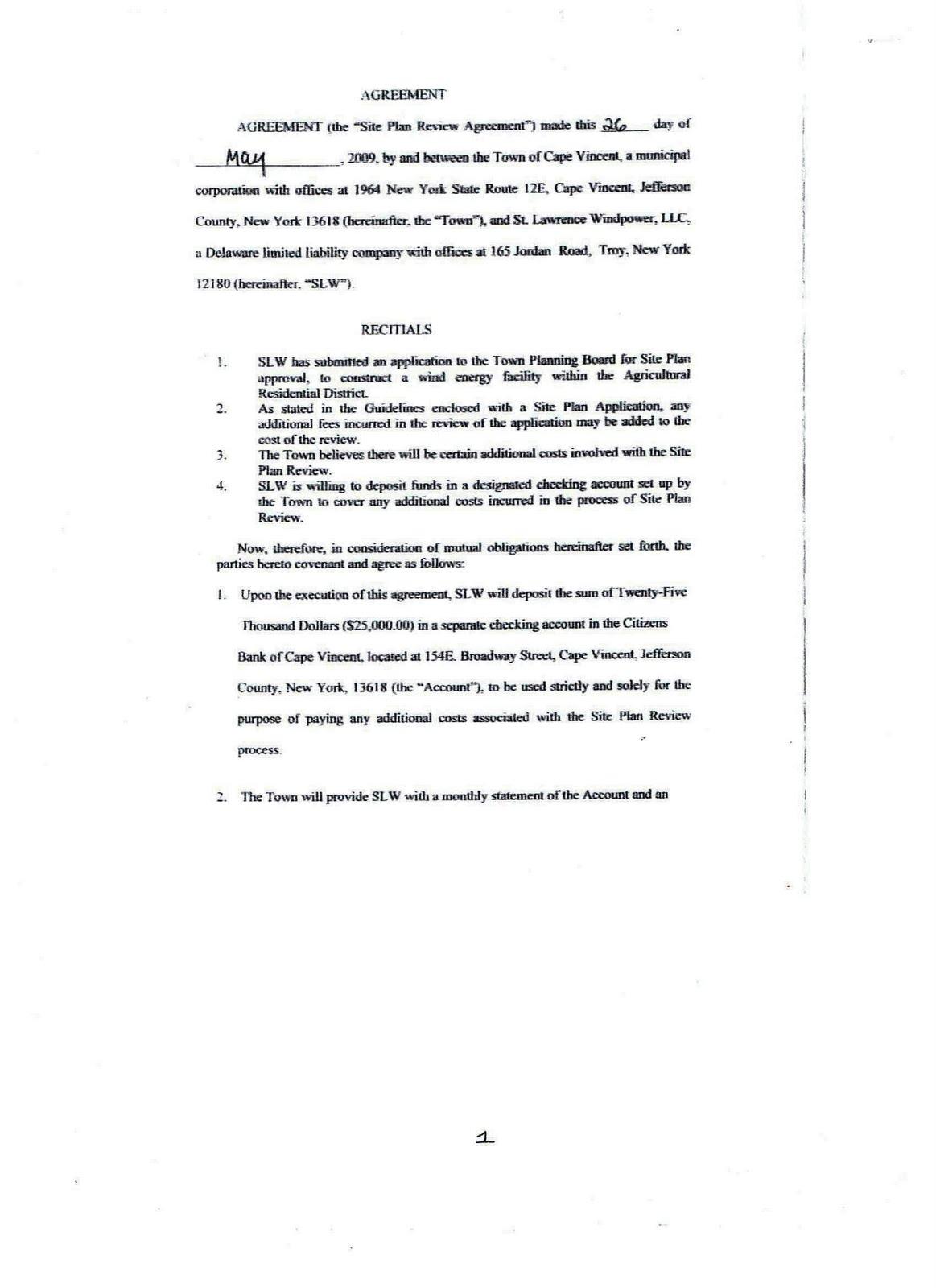 Pandoras Box Of Rocks Escrow Accounts Pay For Whiteman Osterman
