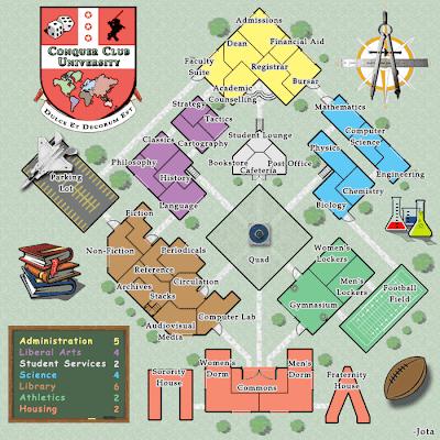 CCU Map