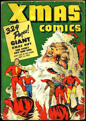 1941 Xmas Comic Special